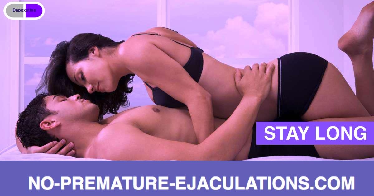 tun sie prematurly ejakulieren beim sex